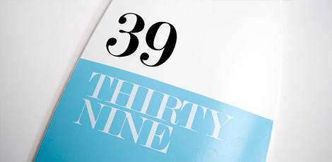 Thirty-Nine Longboard