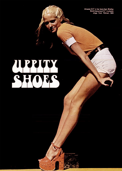 Uppity Shoes
