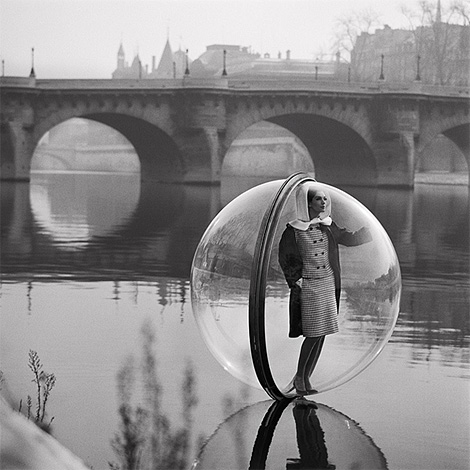 Melvin Sokolsky: Bubble series
