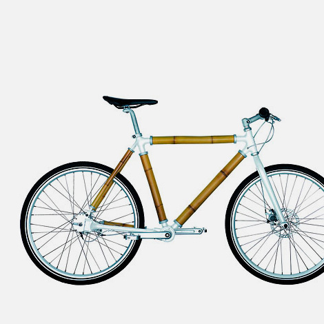 Biomega Bamboo Bike
