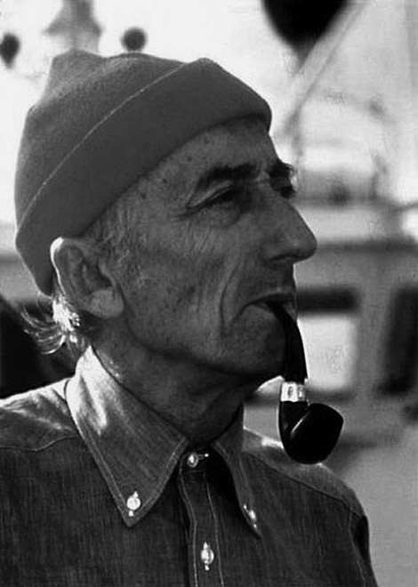 Jaques Cousteau