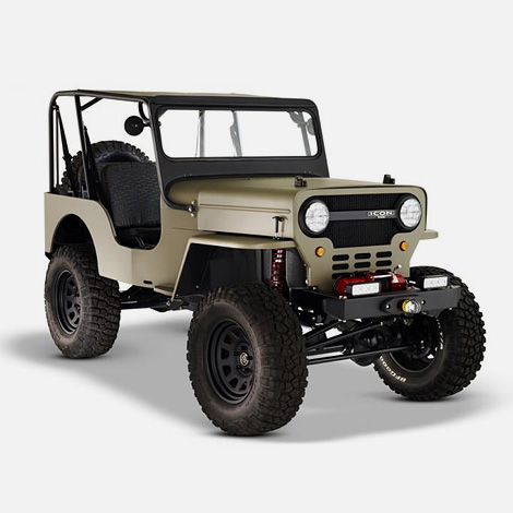 Icon CJ Series
