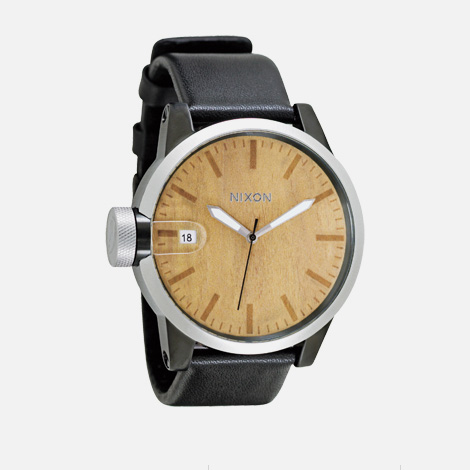 Nixon Chronicle Light Wood