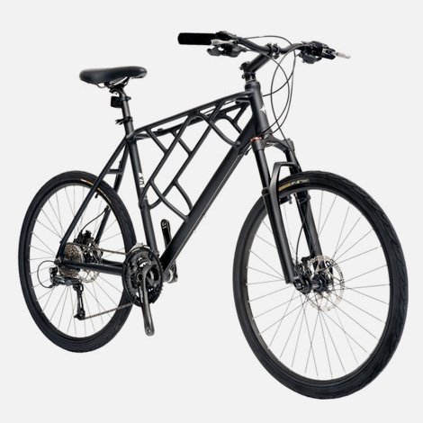 TATO commuter bicycle