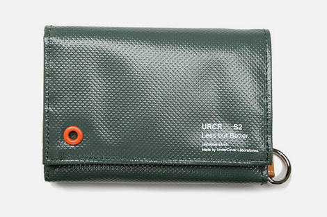 UNDERCOVER 'Less but better' wallet