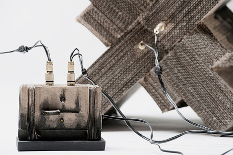 Sruli Recht - Cardboard Speakers