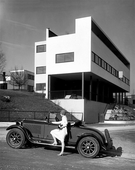 Le Corbusier: Weissenhof Estate