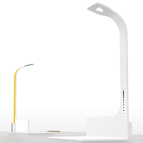 Ross Lovegrove lamp