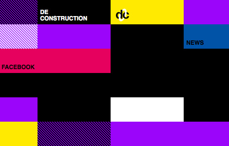 Deconstruction Records website