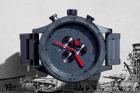 Nixon 51-30 Chrono Gunship