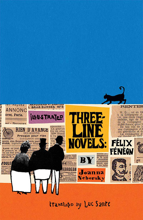 Three Line Novels