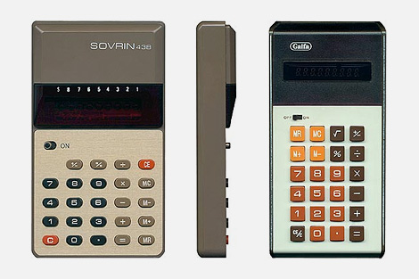 Vintage Calculators