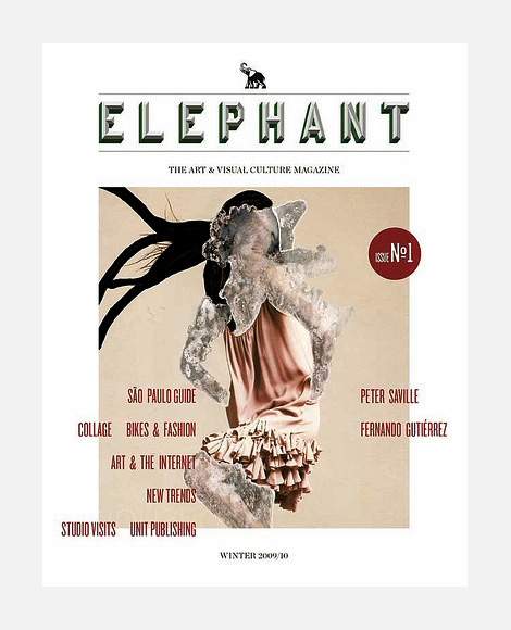 Elephant magazine