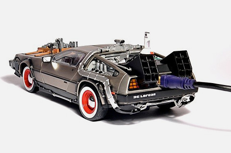 Delorean 500GB hard drive