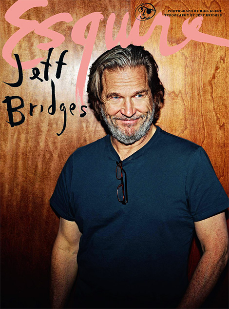 Esquire: Jeff Bridges