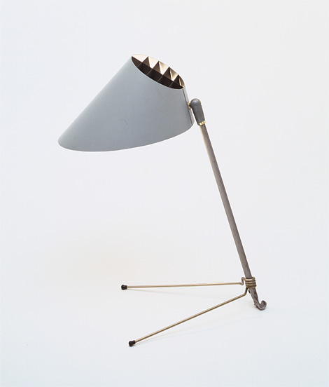 Anthony Ingolia: Table Lamp