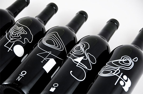 Rob Schellenberg - Wine labels