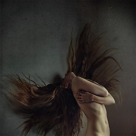 Flight of the trapped: Brooke Shaden