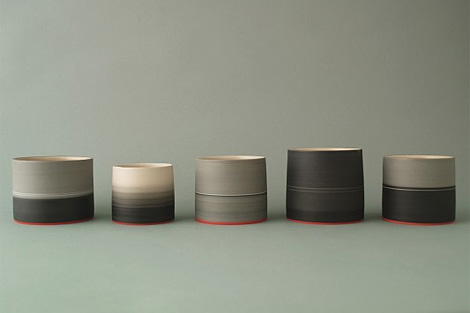James & Tilla Waters ceramics