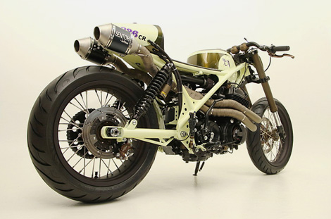 Honda CB836CR Sentoh custom