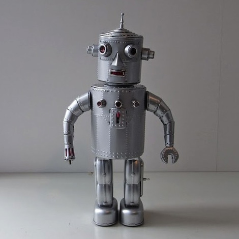 Tin Robot