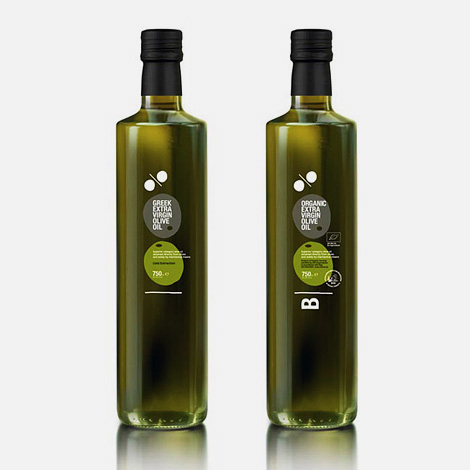 100% Greek Olive Oil