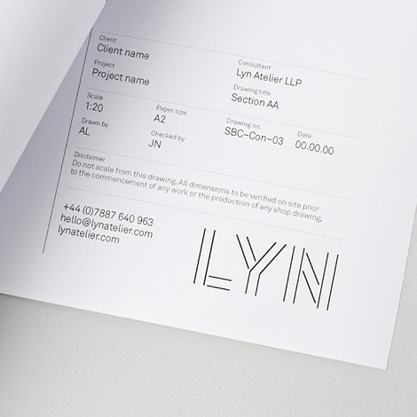 Lyn Atelier identity