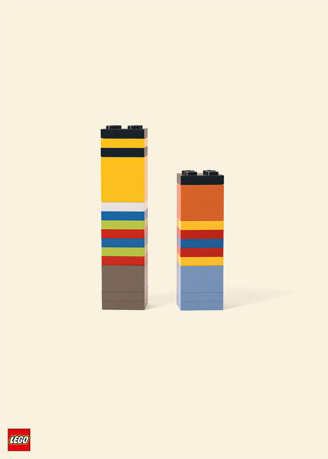 LEGO Ernie &amp; Bert