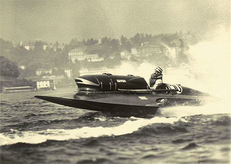 Ferrari Hydroplane Arno XI