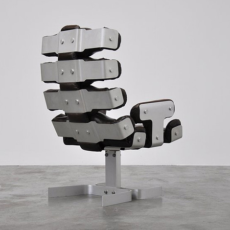 Vertebre Rib Chair
