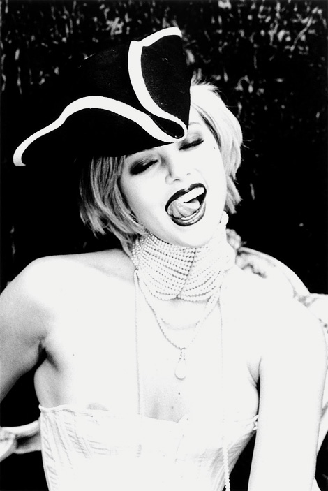 Charlize Theron x Ellen von Unwerth