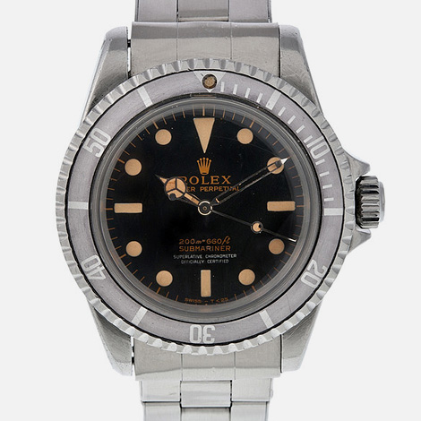 Bob Barth's SEALAB Rolex Submariner