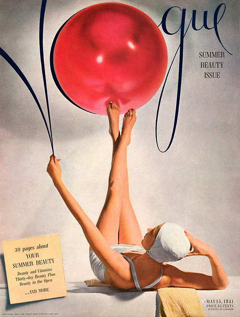 Vogue Summer Beauty 1941