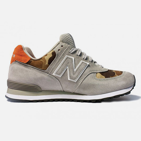 New Balance x Ball and Buck 'Camo' US574
