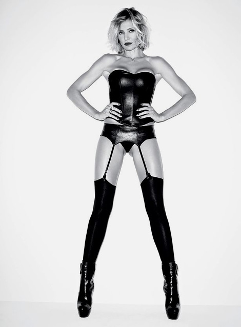 Cameron Diaz x Terry Richardson