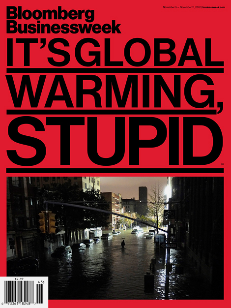 Bloomberg Businessweek: Global Warming