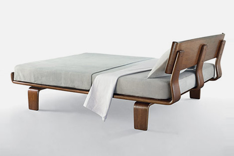 Alpine series bed