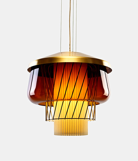 Silk Road pendant lamp