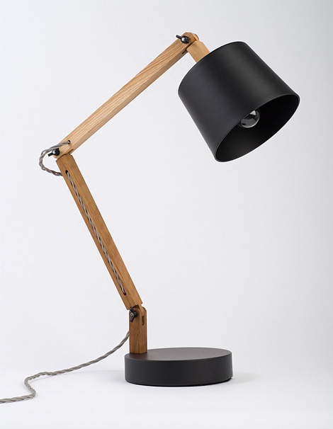 WORKROOM: Angle Table Lamp 2.0