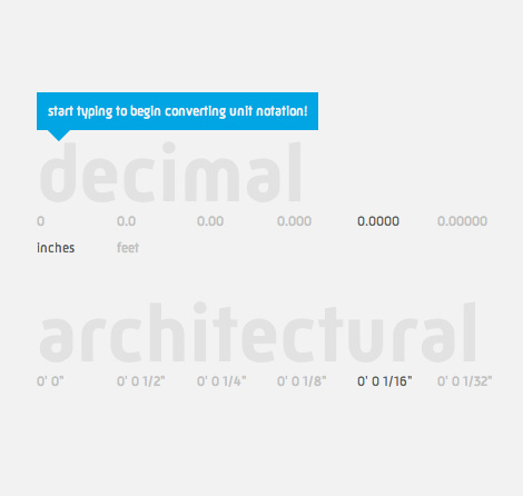 decitectural