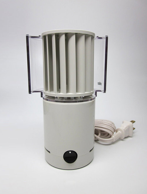 Braun HL-70 fan