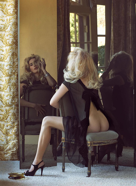 Kate Winslet x Steven Meisel