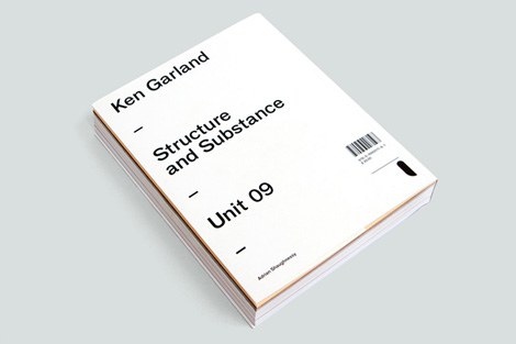 Ken Garland: Structure and Substance