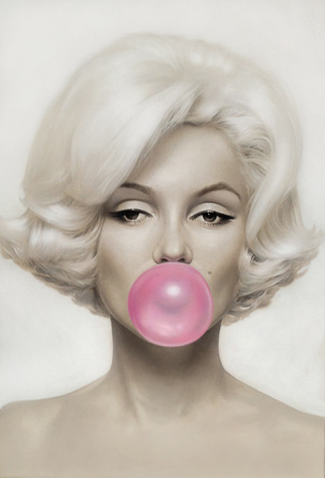 Pink Bubble Gum