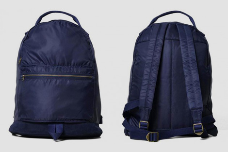 A.P.C. Japanese Nylon backpack