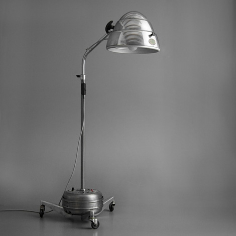 Hanovia floor lamp