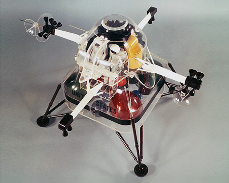 Lunar Excursion Module proposal