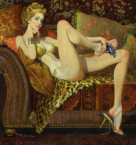 Monday McGinnis