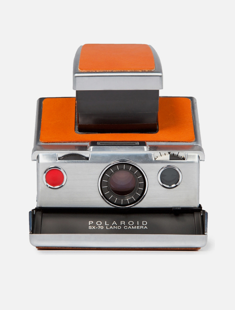 Vintage Polaroid SX-70 Camera