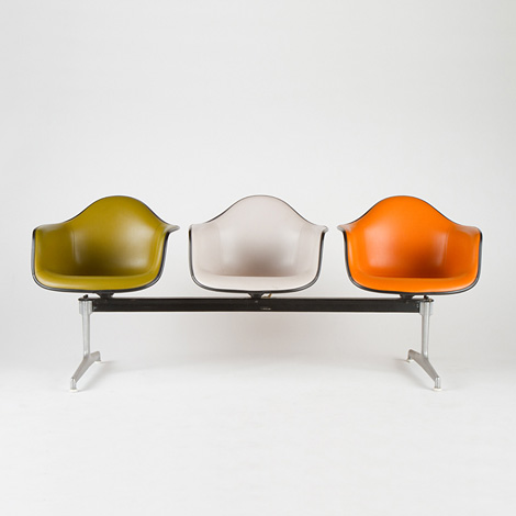 Eames Tandem Shell Seating